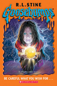"Thumbnail image for Goosebumps #012 ""Be Careful What You Wish For"" – And stay away from old ladies."