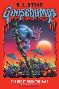 """Goosebumps #043 """"The Beast From The East"""" – Or the book that really did traumatize me. thumbnail"""