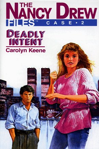 "Thumbnail image for Nancy Drew Files #002 ""Deadly Intent"" – If you pirate, you kidnap and if you kidnap, you murder."