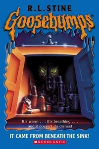 """Goosebumps #030 """"It Came From Beneath the Sink!"""" – Haha. """"Came."""" thumbnail"""