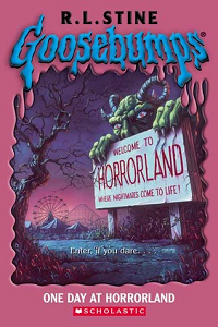 "Thumbnail image for Goosebumps #016 ""One Day at Horrorland"" – Or none of this would have happened in the 21st century."
