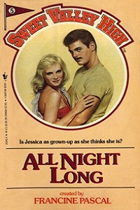 "Sweet Valley High #005 ""All Night Long"" – Or how bears are never there to eat bitches when you need them. thumbnail"