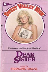 "Sweet Valley High #007 ""Dear Sister"" – Coma! Coma! Coma! thumbnail"