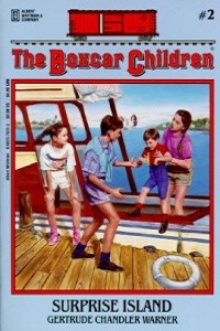 "Boxcar Children #002 ""Surprise Island"" – Or how to get rid of your kids for an entire summer thumbnail"