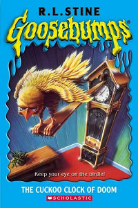 "Thumbnail image for Goosebumps #028 ""The Cuckoo Clock of Doom""- I Said ""CLOCK!"""