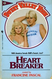 "Thumbnail image for Sweet Valley High #008 ""Heart Breaker"" – Or great. Now Mariah Carey is stuck in my head."
