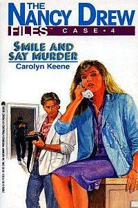 """Thumbnail image for Nancy Drew Files #004 """"Smile and Say Murder"""" – Or the one where we open Pandora's (Twilight GIF) Box."""