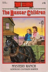 "Boxcar Children #004 ""Mystery Ranch"" – Super Cross thumbnail"