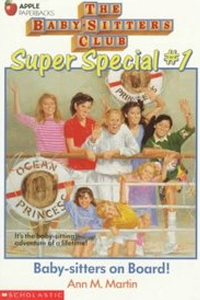 "BSC Super Special #01 ""Baby-sitters on Board!"" – But Sadly The Ship Doesn't Sink thumbnail"