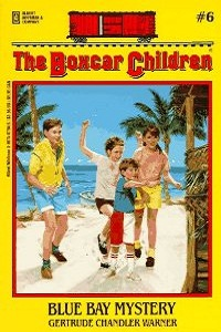 The Boxcar Children book cover