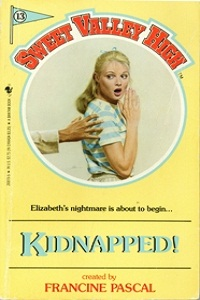 "Sweet Valley High #013 ""Kidnapped"" – It's not as bad as you think. thumbnail"