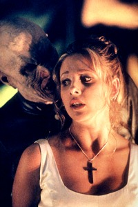 Thumbnail image for Buffy the Vampire Slayer S01 E12 – It's the end of the world as we know it.
