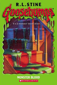 "Thumbnail image for Goosebumps #003 ""Monster Blood"" – Or I told you cats are evil."