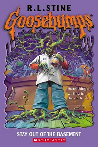 "Thumbnail image for Goosebumps #002 ""Stay Out of the Basement!"" – That's where I keep my stash."