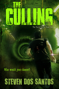 Thumbnail image for The Culling by Steven dos Santos – Disappointing.
