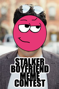 Fifty Shades of Bonus Bullshit – Stalker Boyfriend Meme Contest thumbnail