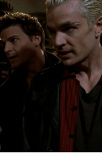 Thumbnail image for Buffy the Vampire Slayer S03 E08 – Love's a bitch.
