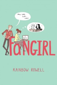 Thumbnail image for Fangirl by Rainbow Rowell – An Internet love affair.
