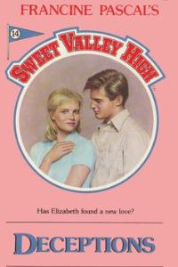"Thumbnail image for Sweet Valley High #014 ""Deceptions"" – Possible crime."