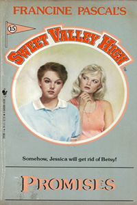 "Thumbnail image for Sweet Valley High #015 ""Promises"" – Shared milk."