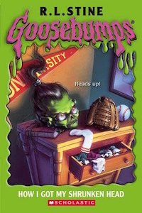 "Thumbnail image for Goosebumps #039 ""How I Got My Shrunken Head"" – Island Edition"